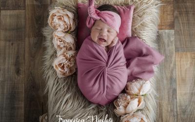 Set fotografico per neonati