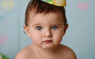 Smash Cake, un regalo da fare per il primo compleanno del tuo bambino o bambina.
