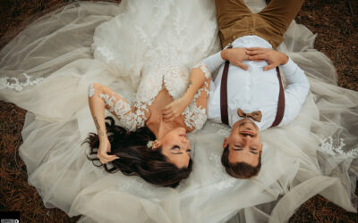 Trash the dress: ecco perché gli sposi desiderano avere un servizio fotografico di coppia dopo il matrimonio